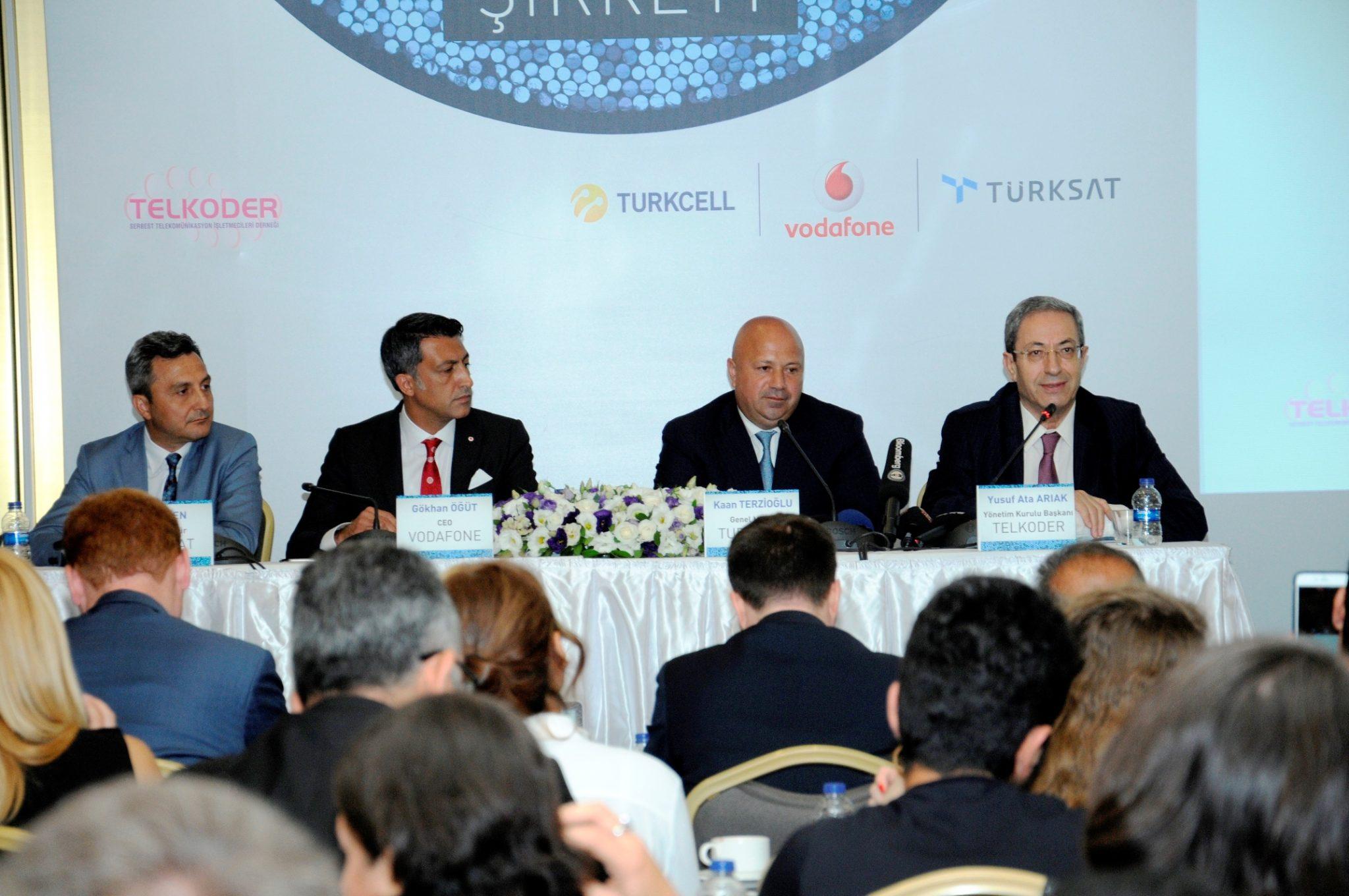 Telkoder Başkanı Arıak: Türk Telekom'un şebeke paylaşımı tasarruf sağlayacak 98